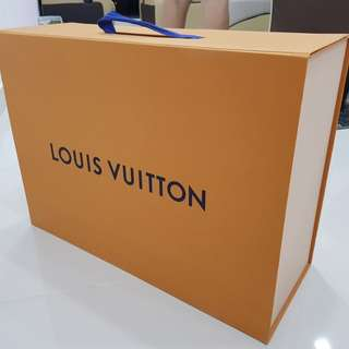 Authentic Louis Vuitton Box for sell!!! (House cleaning sale)