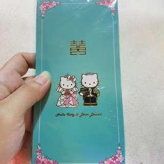 Hello Kitty Tiffany Blue Wedding Theme Angbao x 10