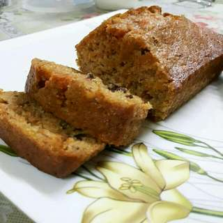 Moist Carrot Cinnamon Loaf Cake