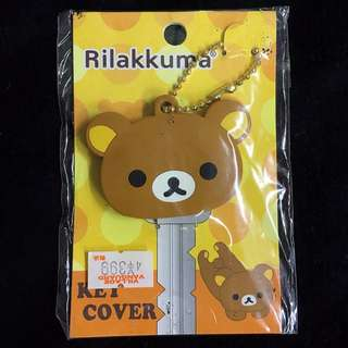 🚚 懶懶熊/拉拉熊鑰匙保護套