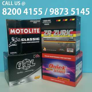 Car Battery Onsite Replacement