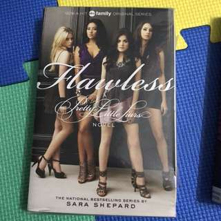 Flawless Pretty Little Liars Novel *brand new*