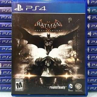[PS4] Batman Arkham Knight