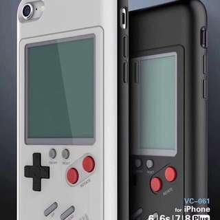 Gameboy 懷舊遊戲 IPhone 手機殼