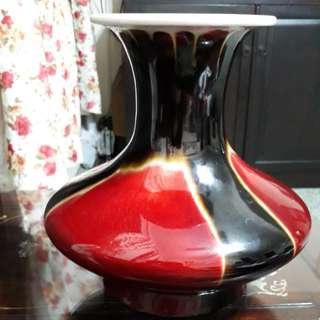vintage vase porter marking