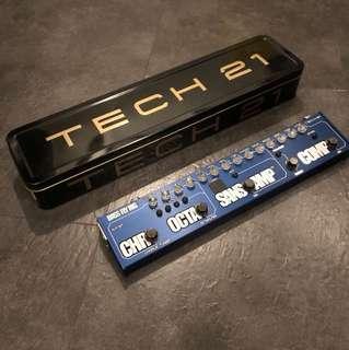 Tech 21 Bass Flyrig