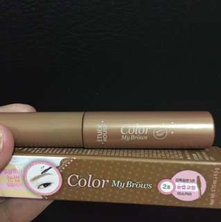 Color My brow