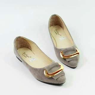 Flatshoes casual melayu