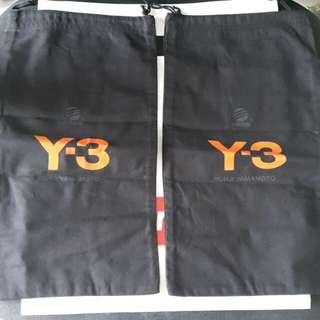 Y3 yohji yamamoto shoes bag