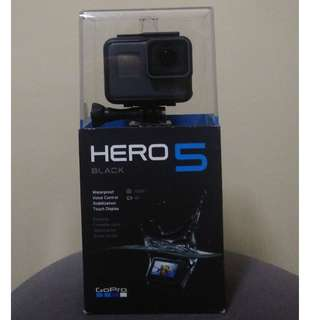 GoPro Hero 5(black)