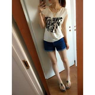 [Free Shipping 包郵] Summer Tee 兩色