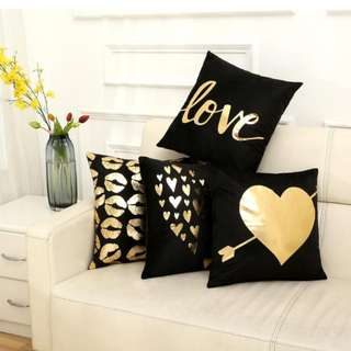 Love Cushion Cover for Valentine's Day