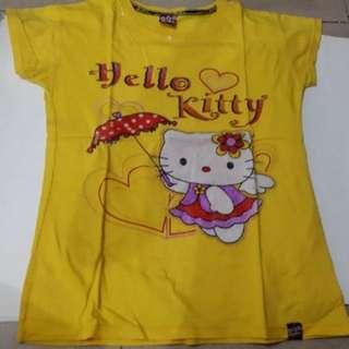 Jual murah kaos Hello Kity