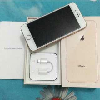 Apple IPHONE 8 64 Gold Bisa Kredit Hp Tanpa CC
