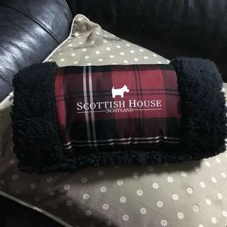 SCOTTISH HOUSE暖手枕
