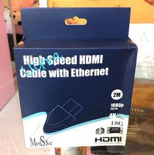 全新 HDMI Cable with Ethernet