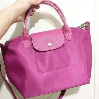 Longchamp Neo Pink SSH
