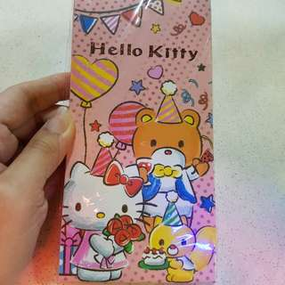 New Sanrio Hello Kitty Birthday Angbao