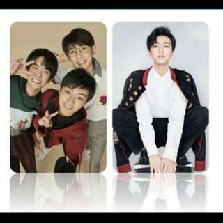 po || tfboys 100 unofficial photocards