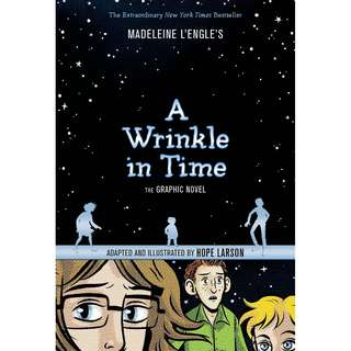 A Wrinkle in Time: The Graphic Novel [Hardcover]