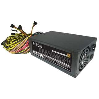 Prittec 2000W (Gold Rated Efficiency, Non Modular, UM-2000G)