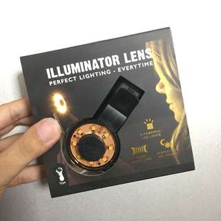 Lighting lens