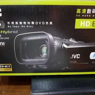 JVC Hard Disc Camcorder