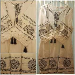 White Dress CARLA