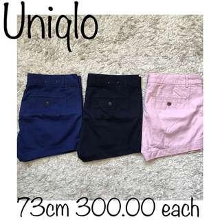 UNIQLO short