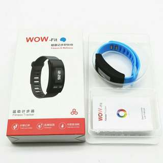 WOW FIT Fitness Tracker