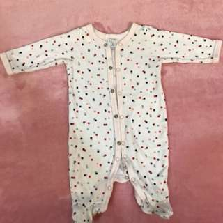 Baby Sleepsuit (preloved)