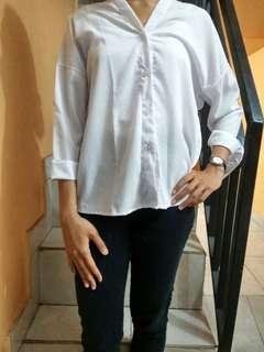 Kemeja Zara Putih