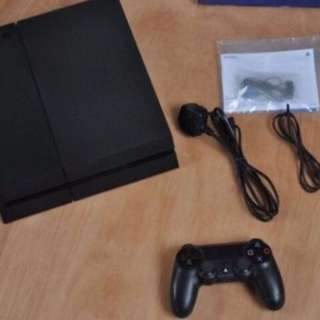 Playstation 4 500gb with box