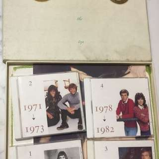 Carpenter CD box set