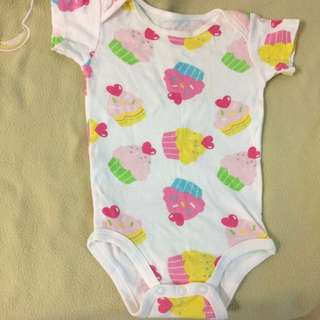 Baby gal romper *3pieces