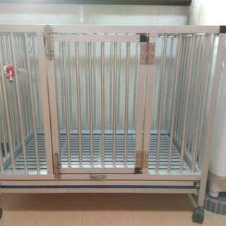 Mint Custom made aluminium pet cage for sale
