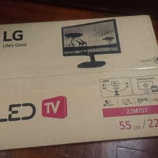 LG 22吋 螢幕