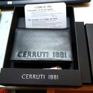 Cerruti 1881 card holder genesis