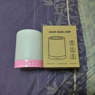 Smart Music Lamp