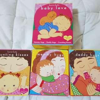 Baby Book Stories 3 Series