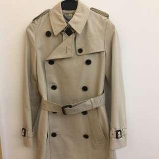 Burberry Trench Coat (Khaki)
