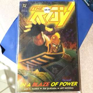THE RAY (trade paperback)