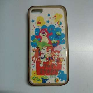 Case iphone 5 toy story