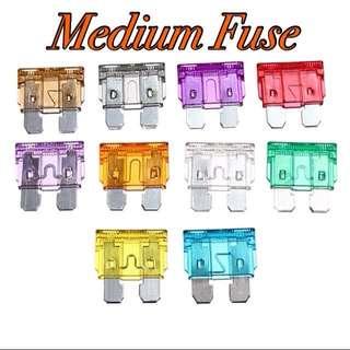 Medium / Standard Fuse 12v
