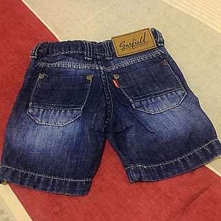Baby boy shorts (0-3months)