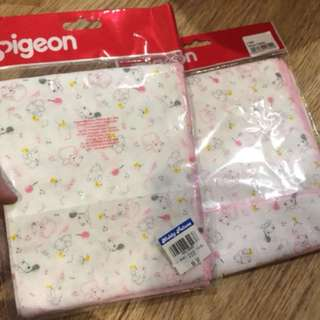 BN Pigeon Baby Face Towel