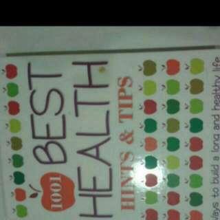 1001 Best Healthy
