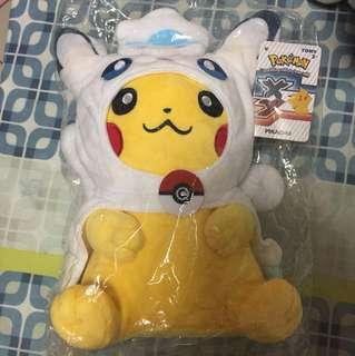 Pikachu (alolan vulpix mascot)