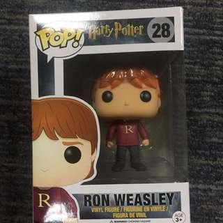 Funko pop Ron Weasley