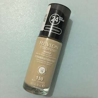 Revlon Colorstay Foundation in Buff